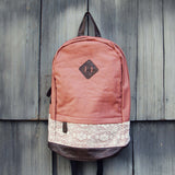 Laced Woods Backpack: Alternate View #1