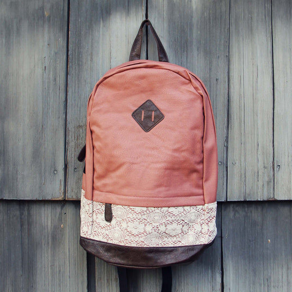 Laced Woods Backpack: Featured Product Image