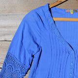 Lapis & Lace Tunic: Alternate View #2