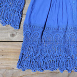 Lapis & Lace Tunic: Alternate View #3