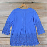 Lapis & Lace Tunic: Alternate View #4