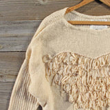 Light Hearted Cozy Sweater: Alternate View #2