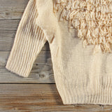 Light Hearted Cozy Sweater: Alternate View #3