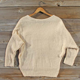 Light Hearted Cozy Sweater: Alternate View #4