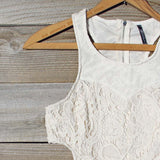 Little Dipper Lace Dress: Alternate View #2