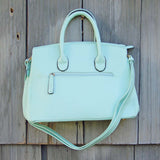 Lock & Key Mint Tote: Alternate View #3
