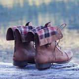The Lodge Boots in Cedar: Alternate View #3