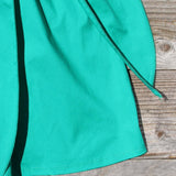 McIntosh Dress in Green: Alternate View #3