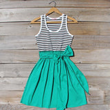 McIntosh Dress in Green: Alternate View #1