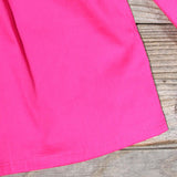 McIntosh Dress in Pink: Alternate View #3