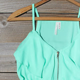 Mint & Sugar Dress: Alternate View #2