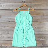 Mint & Sugar Dress: Alternate View #1