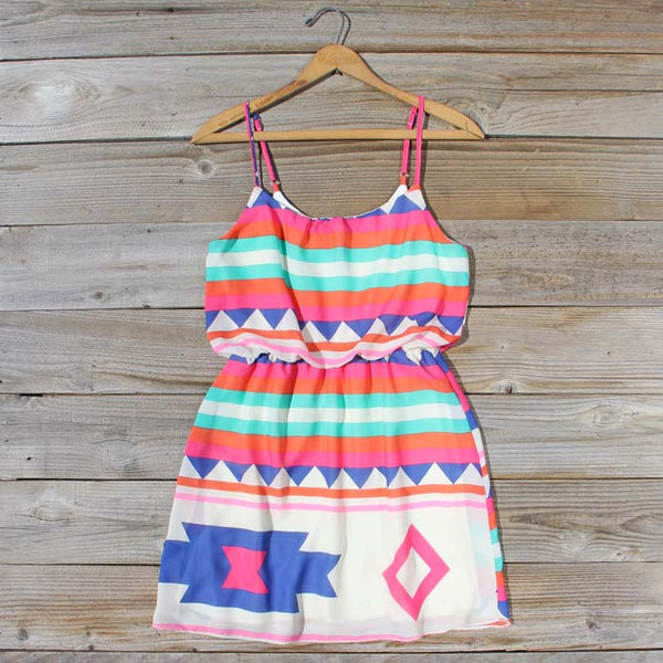 The Native Sea Dress: Featured Product Image