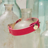 Nightingale Cuff Bracelet in Watermelon: Alternate View #3