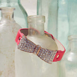 Nightingale Cuff Bracelet in Watermelon: Alternate View #1