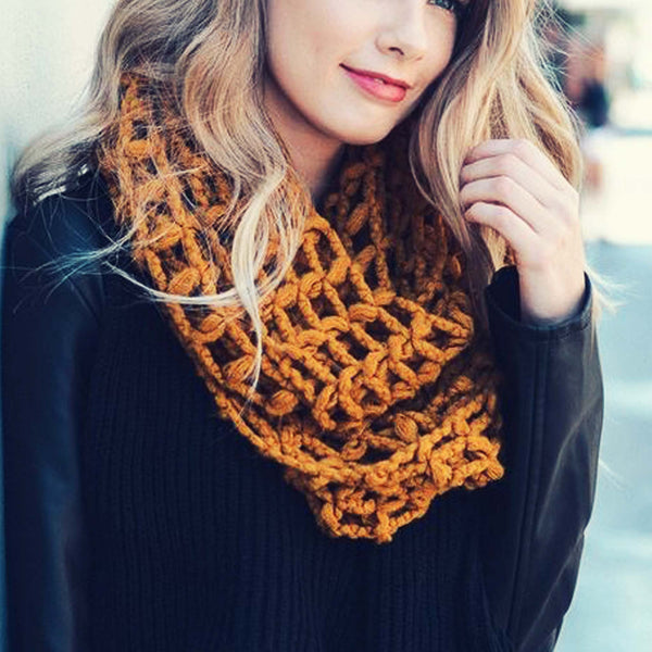 October Dusk Scarf: Featured Product Image