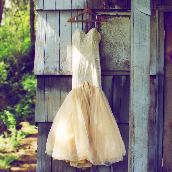 Spool Couture Pale Vine Dress: Featured Product Image