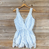 Pale Isle Romper: Alternate View #1