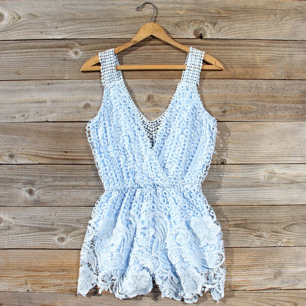 Pale Isle Romper: Featured Product Image