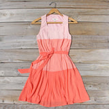 Peach Grove Dress in Peach: Alternate View #1