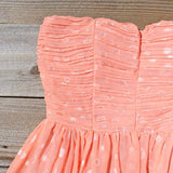 Peaches & Sugar Dress: Alternate View #2