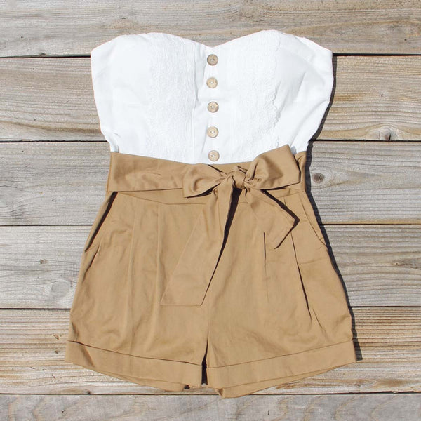 Road Trip Romper: Featured Product Image