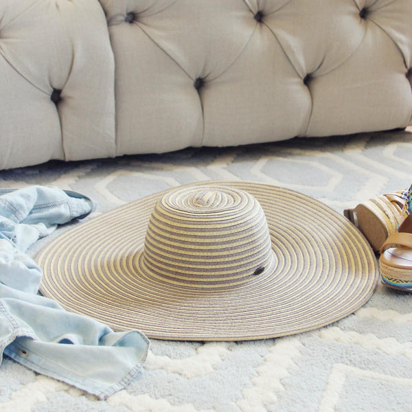 Santa Rose Floppy Hat: Featured Product Image