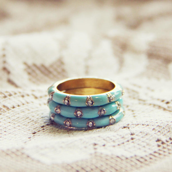Shallow Moon Ring: Featured Product Image