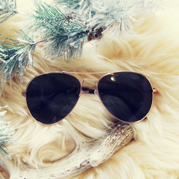 Ski Slope Sunnies: Featured Product Image