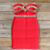 Sleigh Bells Party Dress: Alternate View #1