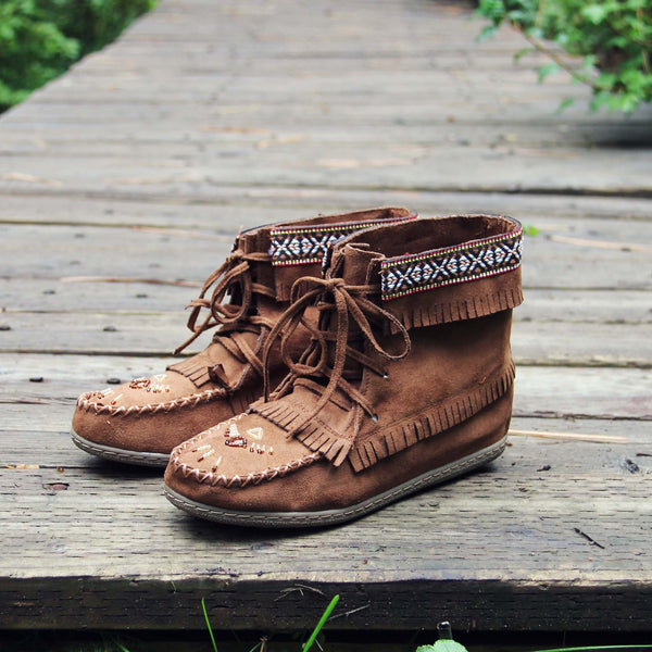 Snohomish Beaded Moccasin: Featured Product Image