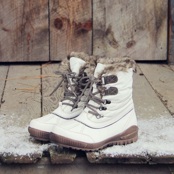Snow Fort Boots: Featured Product Image