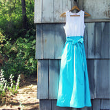 Southern Moss Maxi Dress: Alternate View #1