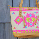 Southwest Tote: Alternate View #2