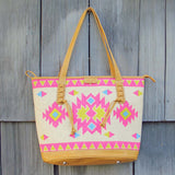 Southwest Tote: Alternate View #1