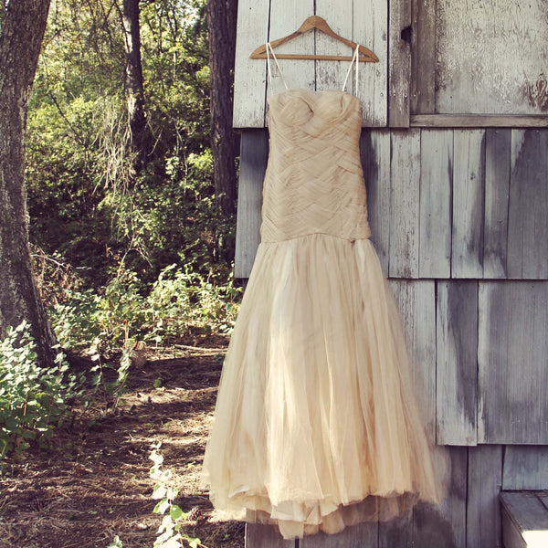 Spool Couture Spun Gold Dress: Featured Product Image