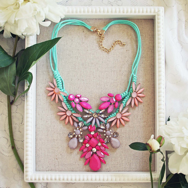 Star Flower Necklace: Featured Product Image