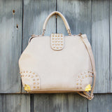 Studded Dusk Tote: Alternate View #1