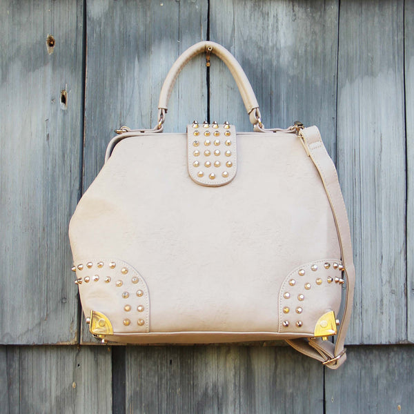 Studded Dusk Tote: Featured Product Image
