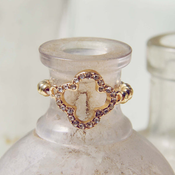 Sweet Clover Ring: Featured Product Image