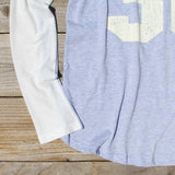Sweet & Slouchy Tee: Alternate View #3
