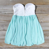 Sweetheart & Mint Dress: Alternate View #4