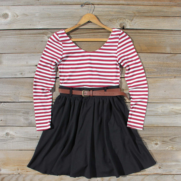 The Abby Stripe Dress: Featured Product Image