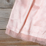 The Blush & Whisp Dress: Alternate View #3