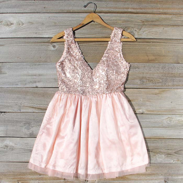 The Blush & Whisp Dress: Featured Product Image