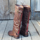 The Freestone Boots: Alternate View #2