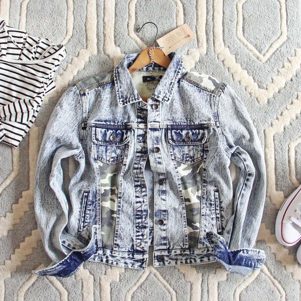 The Tucker Jean Jacket: Featured Product Image