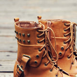 The Eddie Studded Boot: Alternate View #2