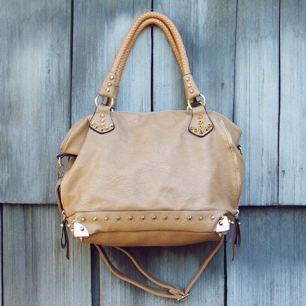 The Foster Studded Tote: Featured Product Image