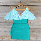 Oasis Mint Dress: Alternate View #4